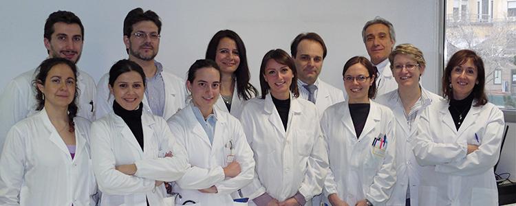 Il team della Fondazione Matarelli
